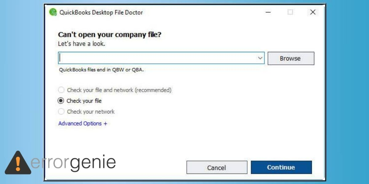How to Fix QuickBooks has Stopped Working Correctly Problem or Database Server Error?