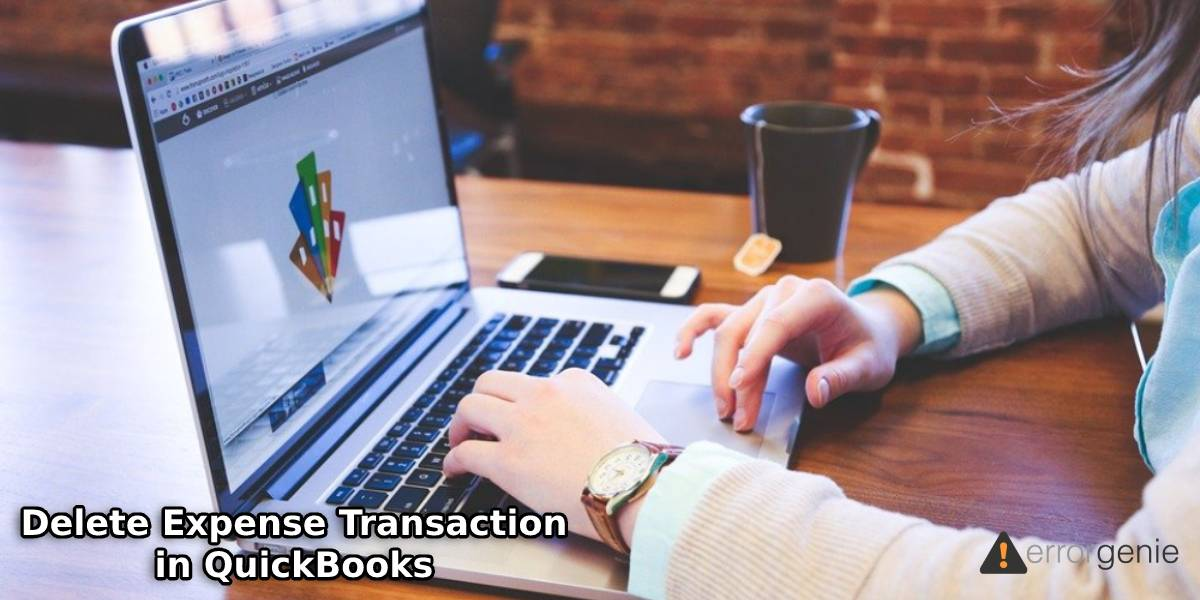 How to Delete Expense Transaction in QuickBooks Online?