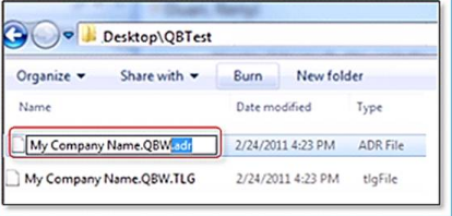 how to recover QuickBooks data