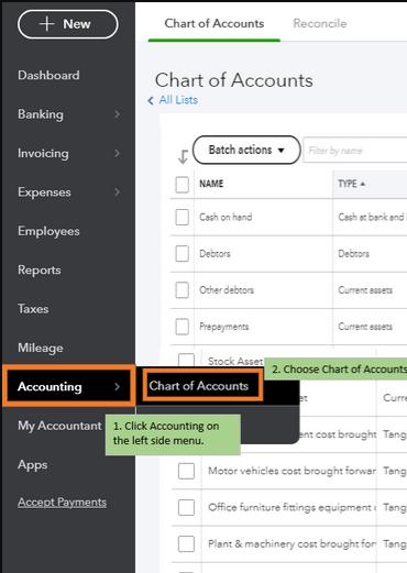 Write off a Bad Debt in QuickBooks Online