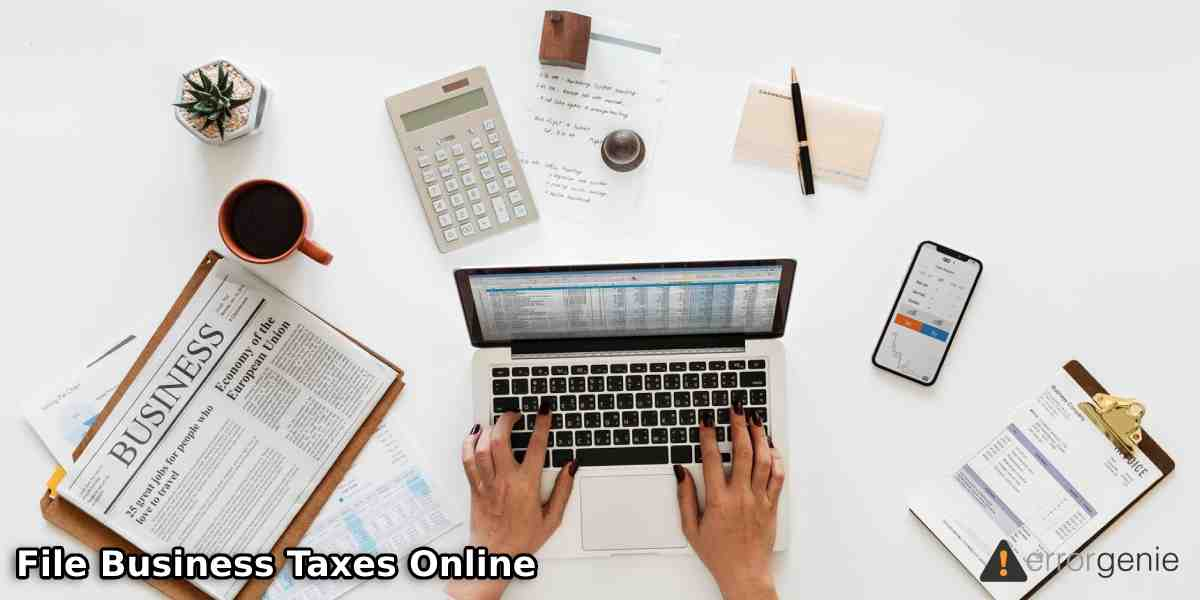 How to File Business Tax Returns for Small Businesses?