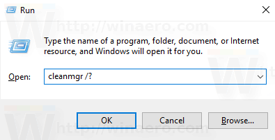 cleanmgr.exe