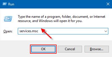 Restarting the Database Server Manager of QuickBooks