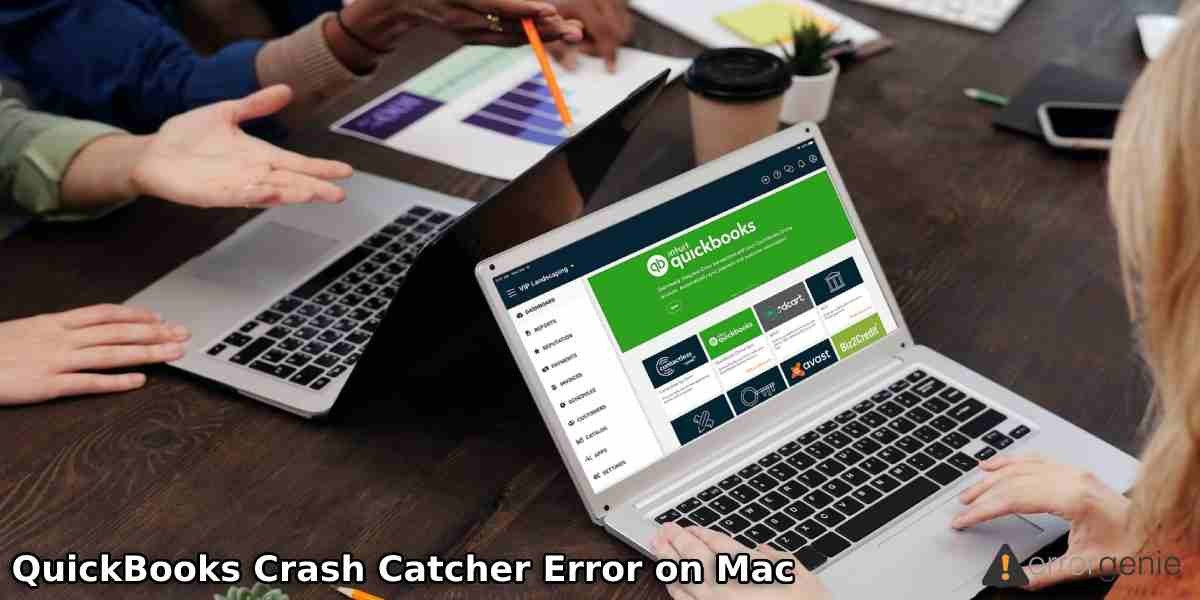 How to Fix QuickBooks Crash Catcher Error on Mac OS?