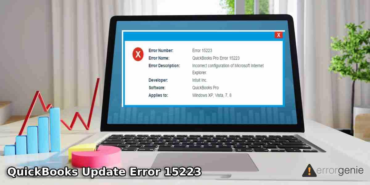 How to Resolve QuickBooks Update Error 15223 or Maintenance Release Error Effortlessly?