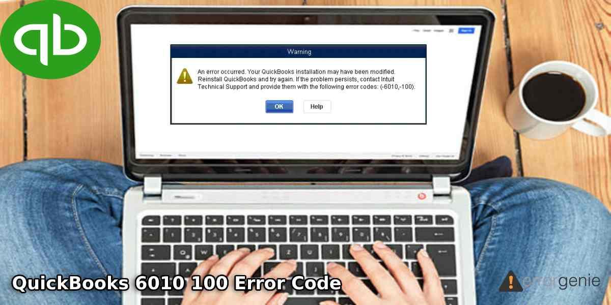 QuickBooks 6010 100 Error Code