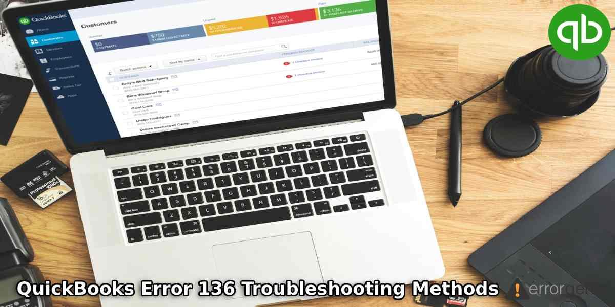 Get Rid of QuickBooks Error 136 using Effective Troubleshooting Methods