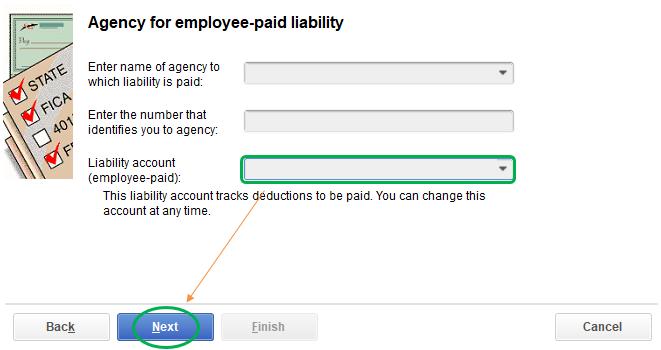 Liability Account