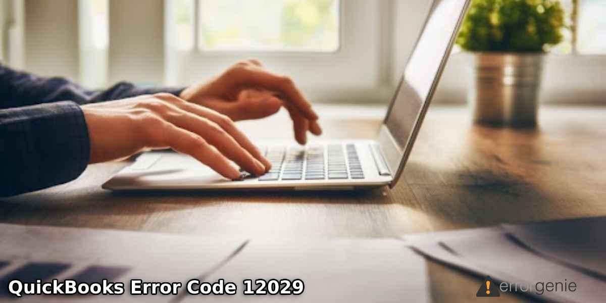 QuickBooks Error Code 12029: How to Fix Payroll Update Error?