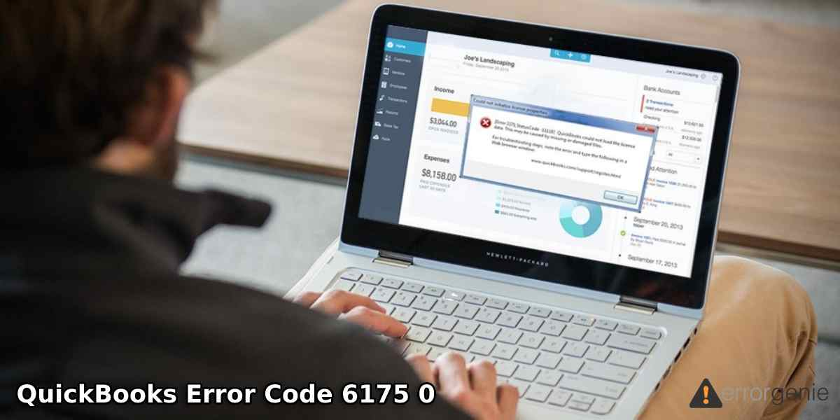 How to Fix QuickBooks Error Code 6175 0 While Accessing Database Files?