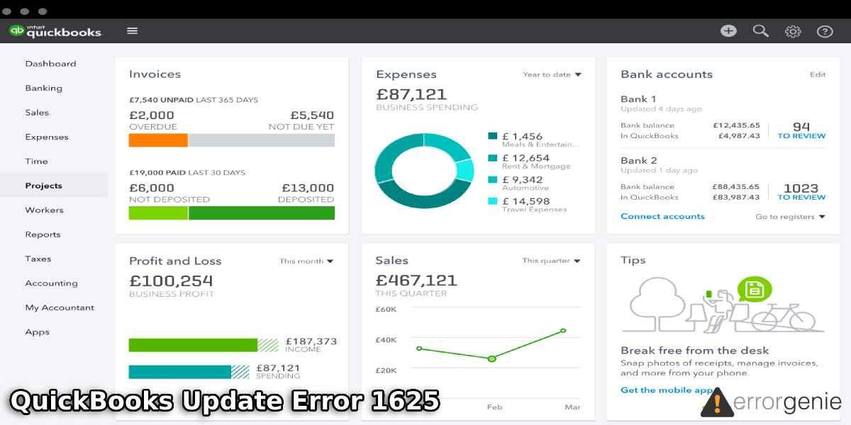What is Error 1625 in QuickBooks: Learn About Its Causes and Fixes