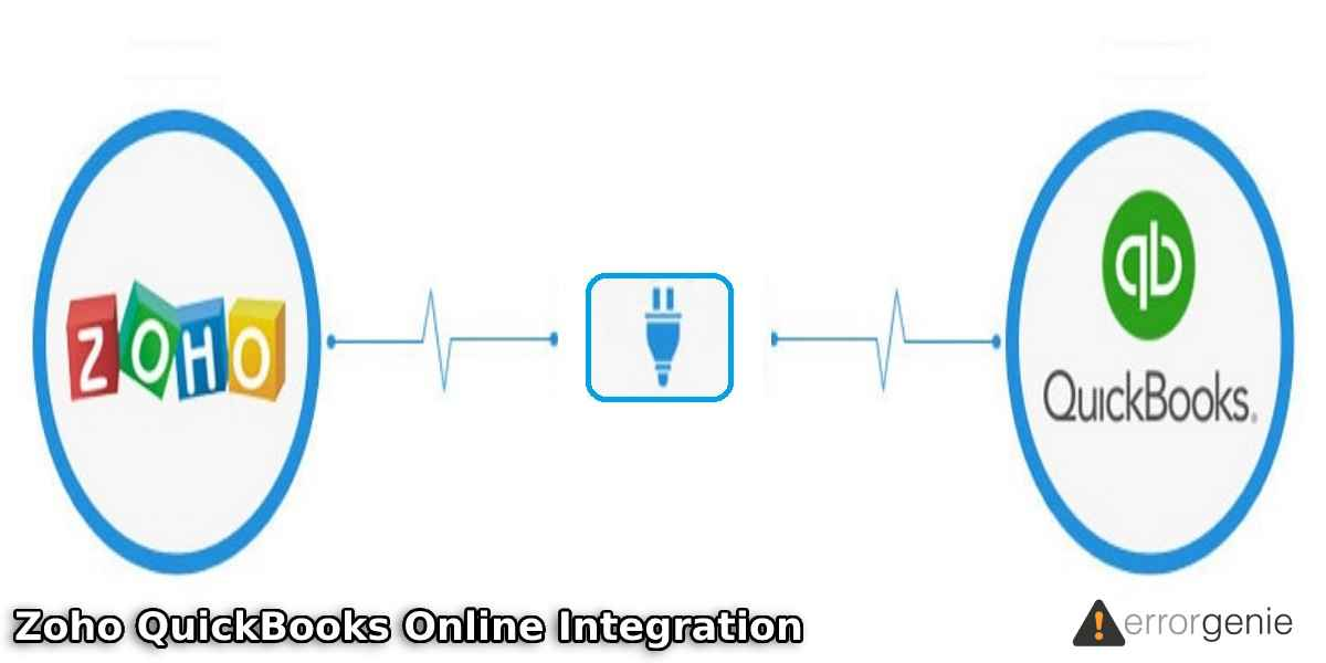 Zoho QuickBooks Integration: How to Integrate Zoho with QuickBooks Online & Desktop?