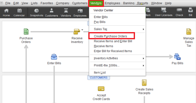 Edit Ship To Address in QuickBooks