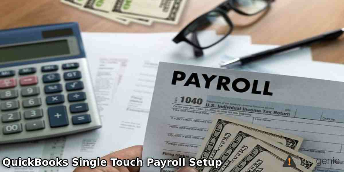 QuickBooks Online Single Touch Payroll Complete Setup