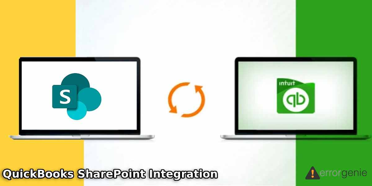 QuickBooks SharePoint Integration: Connect SharePoint with QuickBooks Desktop and Pro
