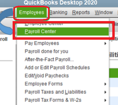 Pending Tax Payments (Payroll Enhanced Only)