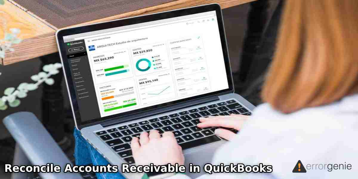 Reconcile Accounts Receivable in QuickBooks Online