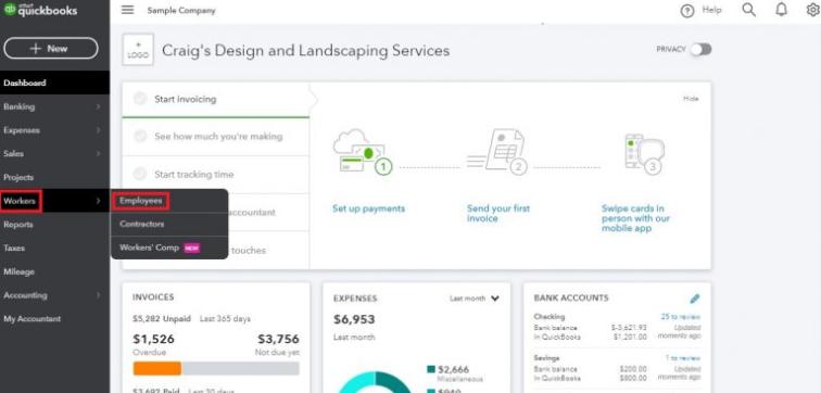 Print a Bill Payment Stub in QuickBooks Online