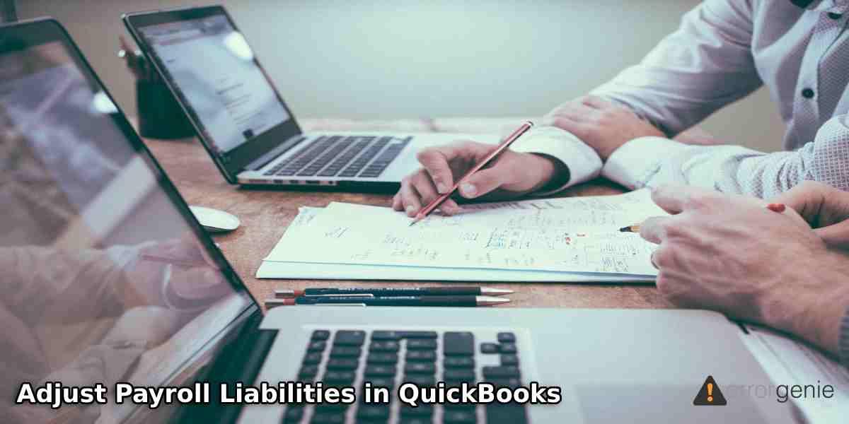 Adjust Payroll Liabilities in QuickBooks