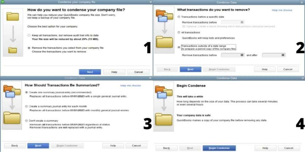 How to Delete an Audit Log in QuickBooks
